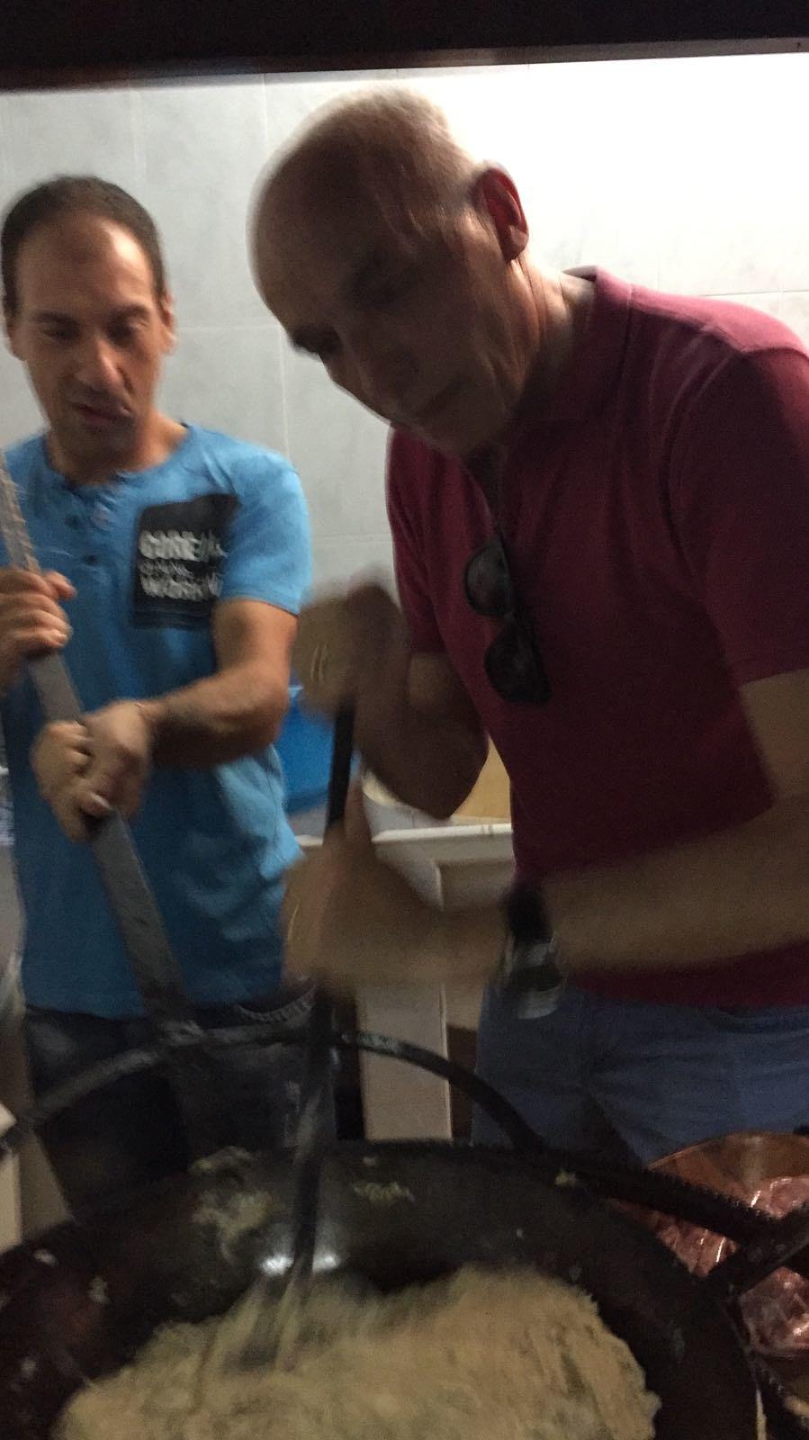 (2017-06-17) 2ºAlmuerzo costalero -  Ramón Máñez (02)