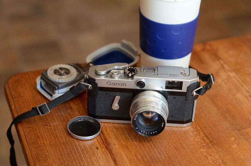 Canon P with Jupiter 8 | JOHN EARLEY | Flickr
