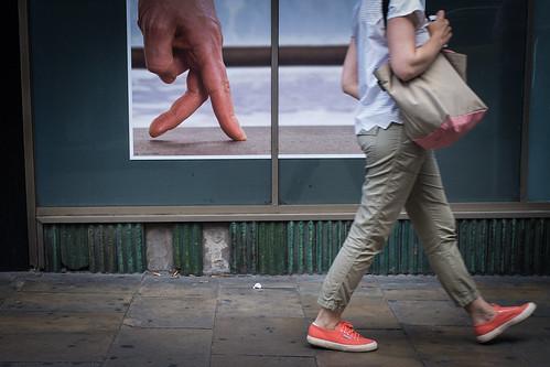 Walking fingers | by efradera