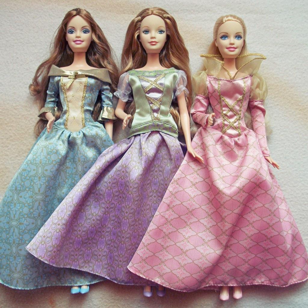 Barbie Maskerad