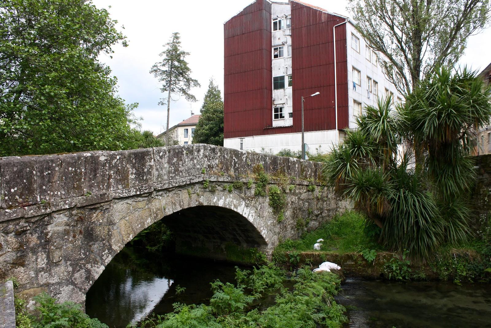 Sarela River Trail, Santiago de Compostela, Spain