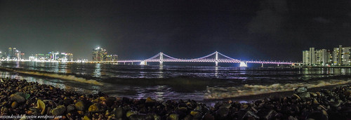 Busan Gwangandaegyo Bridge | by dessidiah