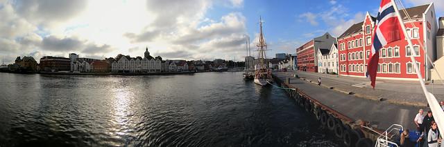 The Norwegian City