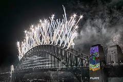 Sydney New Years Eve 2016-2017