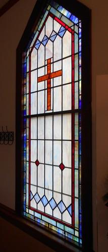 opalescentglasswindows churchstainedglasswindows pointedtopwindows luciteacrylicprotectivecovering