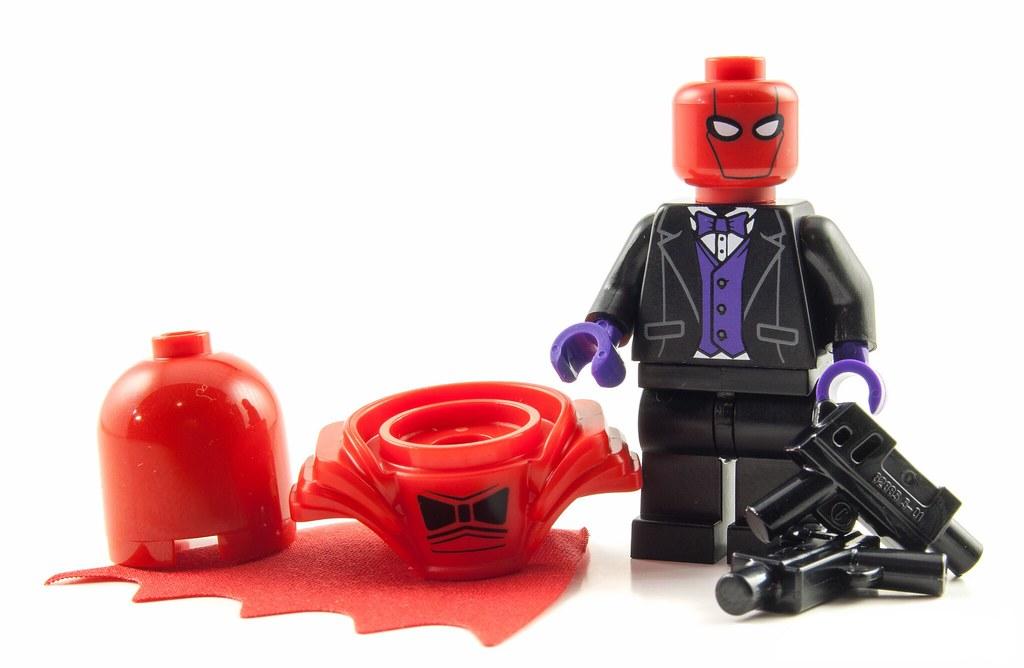 LEGO MINIFIGUREN BATMAN THE MOVIE SERIE 71017 RED HOOD