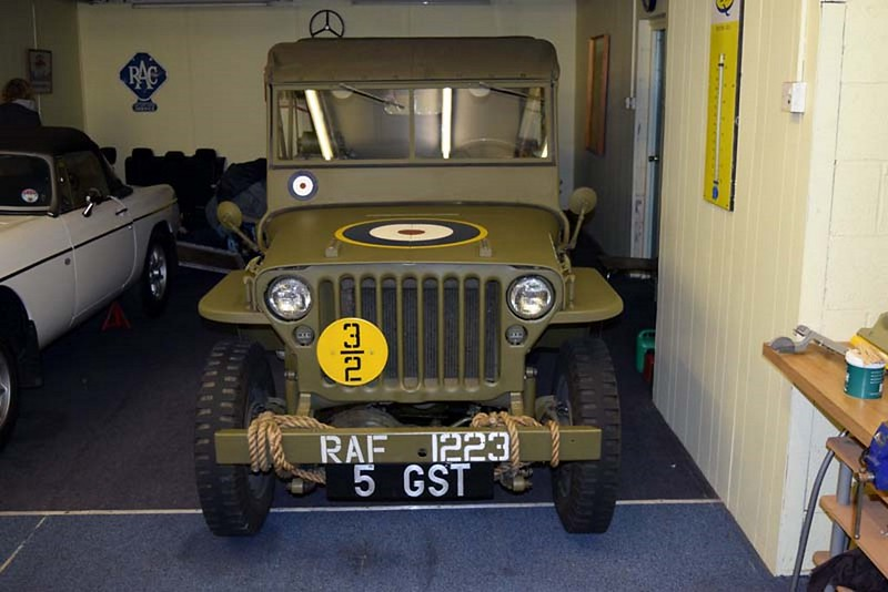 Willys Jeep 1943 1