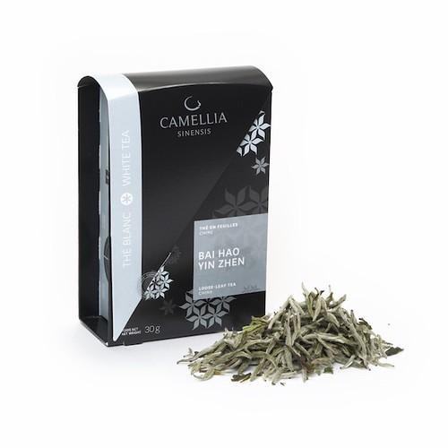 Bai Hao Yin Zhen Tea Box