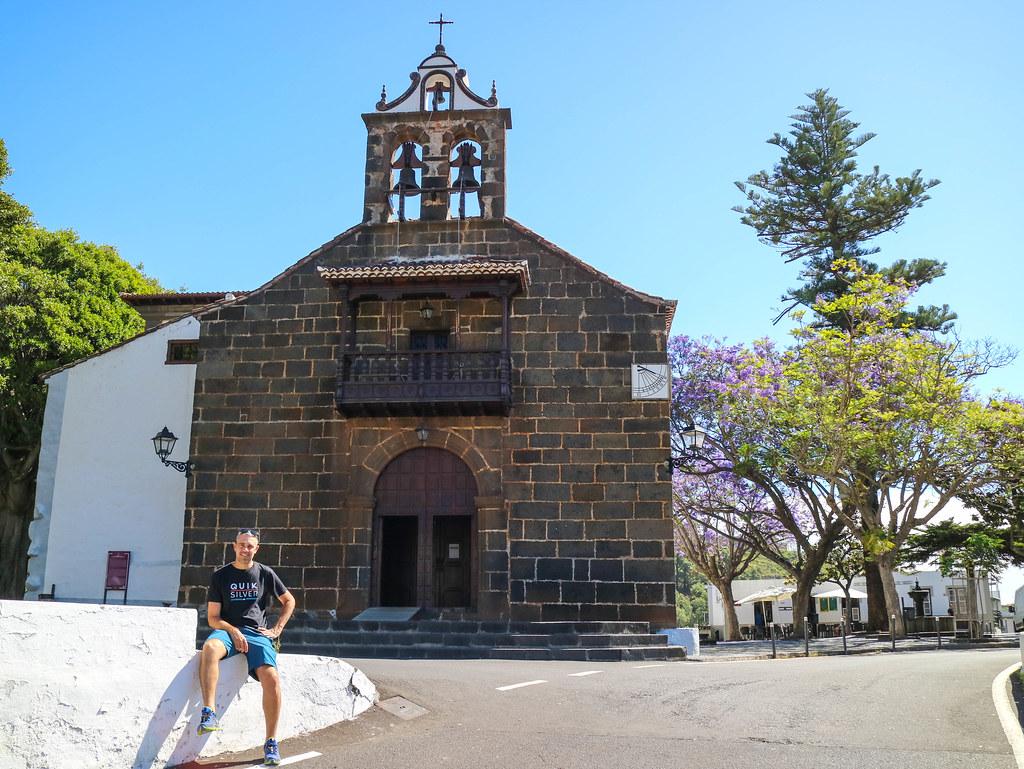 Santuario Virgen de Las Nieves, La Palma