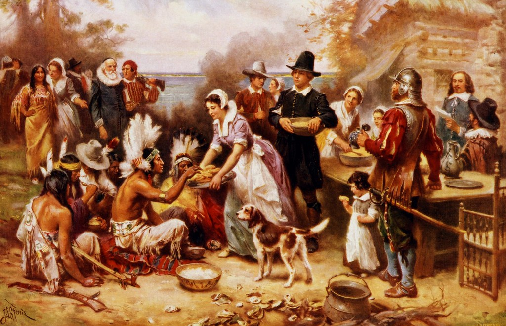 Happy Thanksgiving-Day !:)