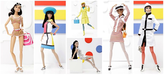 Poppy Parker 2012 Collection. Integrity Toys Official Pics