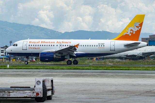 Royal Bhutan Airlines Drukair
