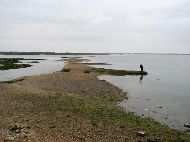 Marshes near Goldhanger
