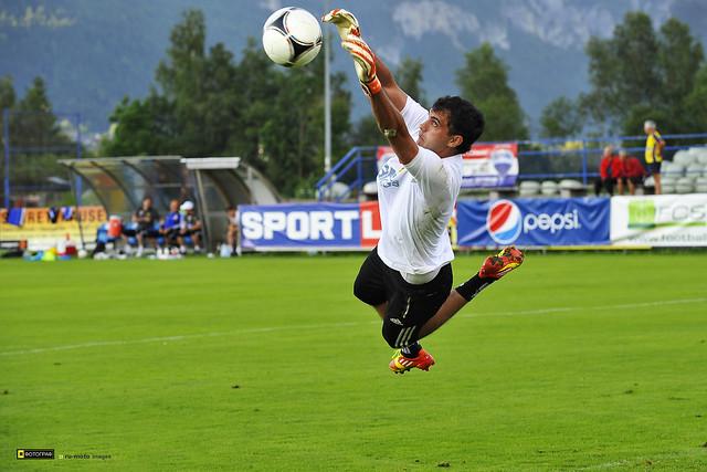 Keeper Wladimir Gabulow FC-Anji Futbolny Klub Anschi Machatschkala FK Anzhi (c) 2017 Бернхард Эггер :: ru-moto images 8360