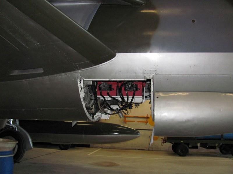Hawker Hunter F-6A 2