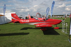G-CJGP Aerostyle Breezer [UL-139] Sywell 010917