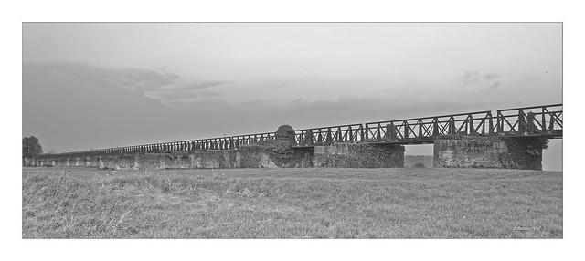 Griethausener Eisenbahnbrücke IX