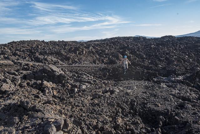 Pisgah Lava Crater