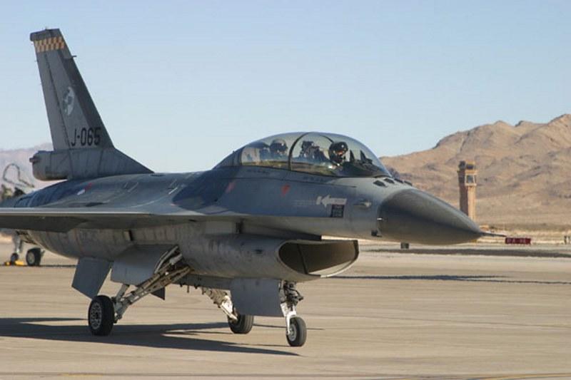 F-16BM MLU 29