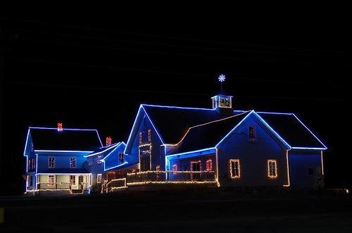 Holiday Barn. Naples, Maine 2017 | by mainebarns