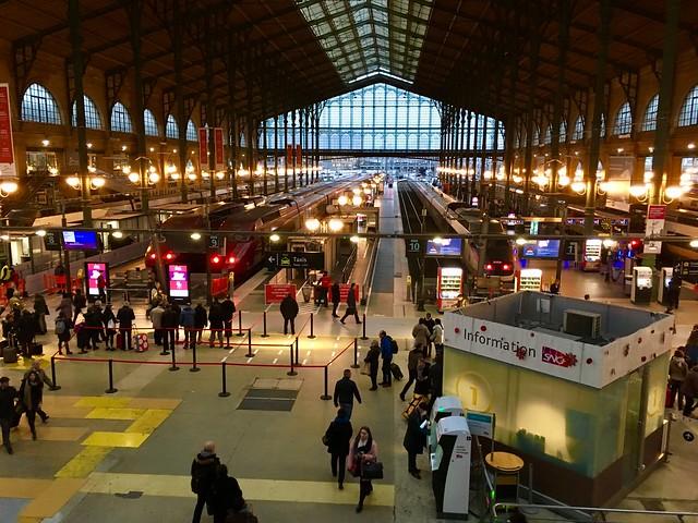 Paris Gare du Nord 1