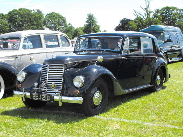Armstrong Siddeley Whitley - BEJ 218