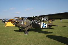 G-BRHP Aeronca O-58B [O58B-8533] Sywell 020917