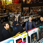Mon, 06/11/2017 - 8:08am - At Rough Trade Records in Brooklyn with WFUV's Eric Holland and Sarah Wardrop. Photo by Gus Philippas/WFUV