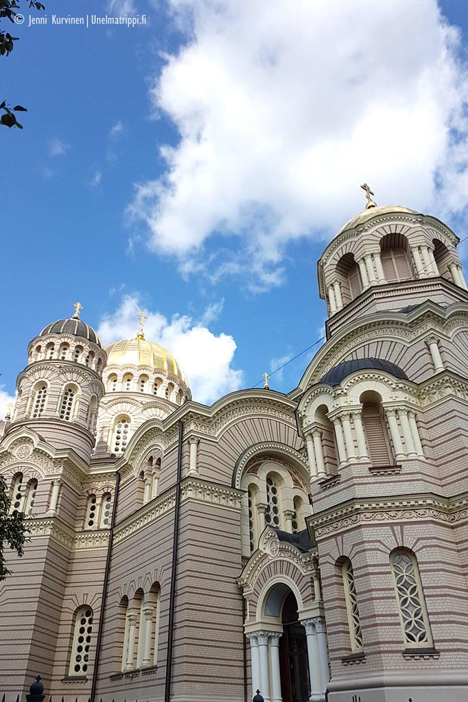 Kristuksen syntymän katedraali, Riika