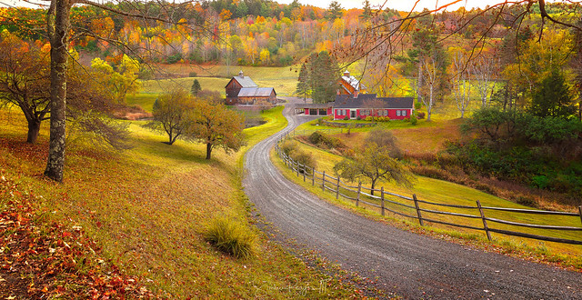 Scenes of Sleepy Hollow Farm #1
