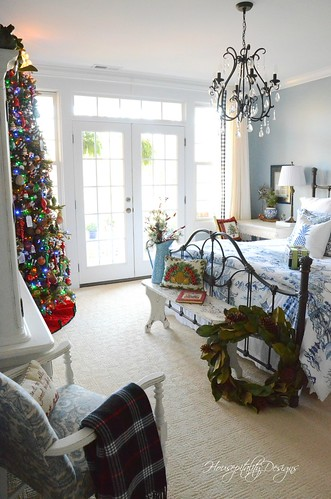 Christmas GuestRoom-Housepitality Designs-8 | by shirleystankus