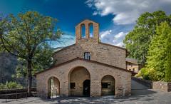 Antiga esglesia de Meritxell