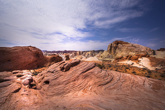 Valley of Fire State Park - Nevada - USA