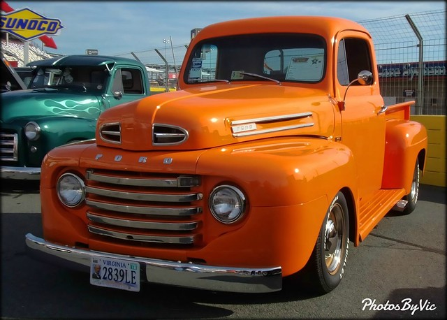 '50 Ford Truck