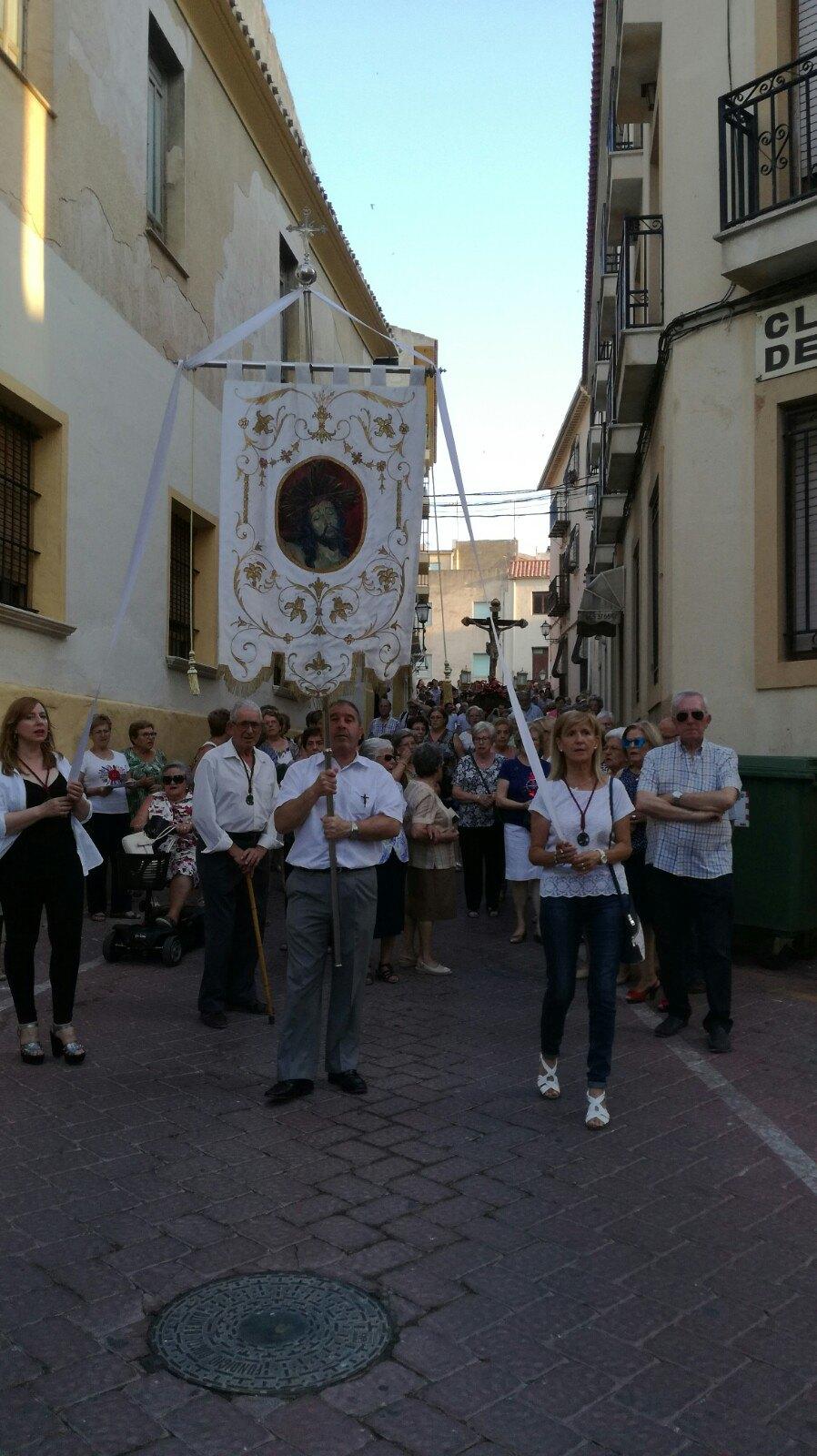 (2017-06-23) Vía Crucis de bajada -  Pascual Serrano Tortosa (03)