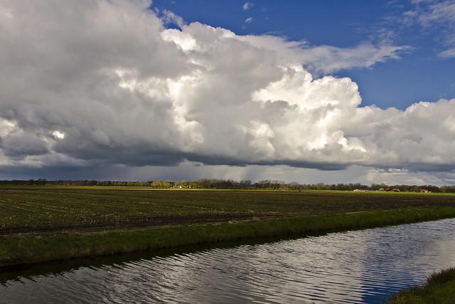 Haulerwijk landscape - The Netherlands (6451)