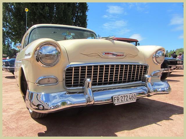 Chevrolet 210, 1955