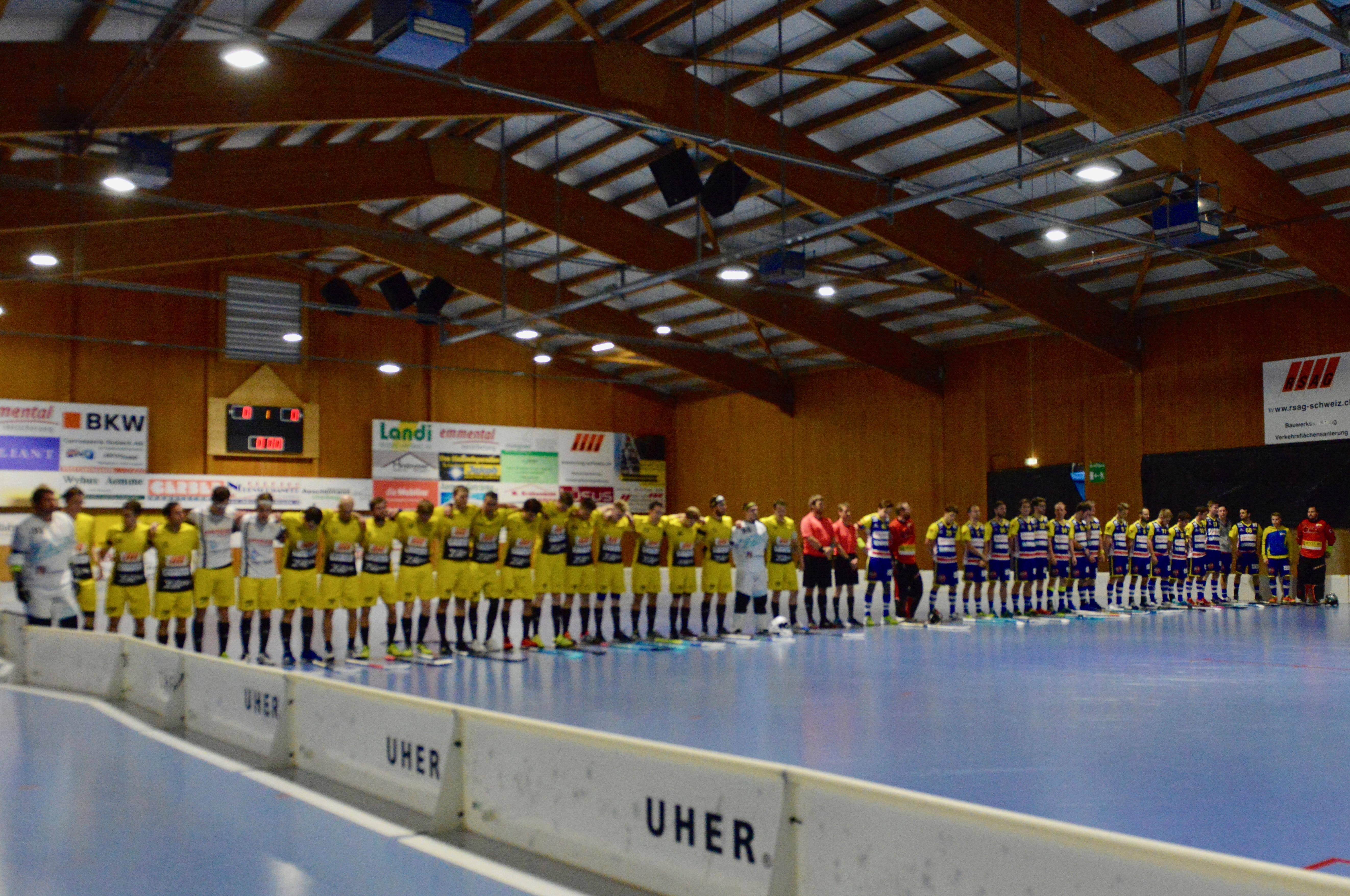 Herren I - UHT Schüpbach Saison 2017/18