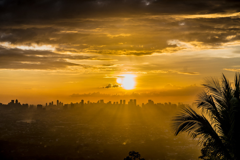 Antipolo Cloud 9 sunset-1-8 | Walter Kolkma | Flickr