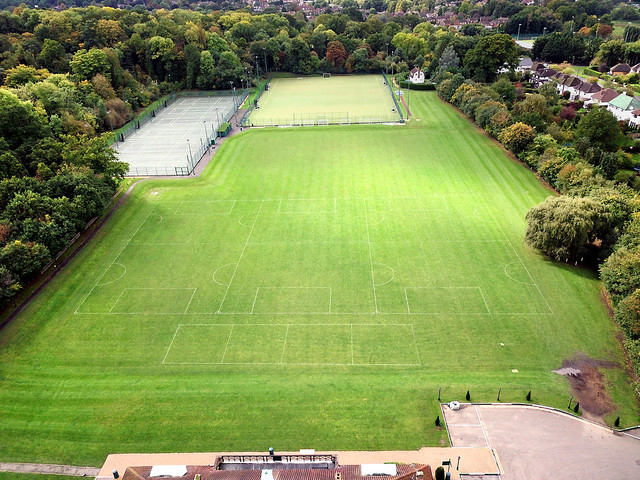 Lettings - Hinchley Wood Playing Fields