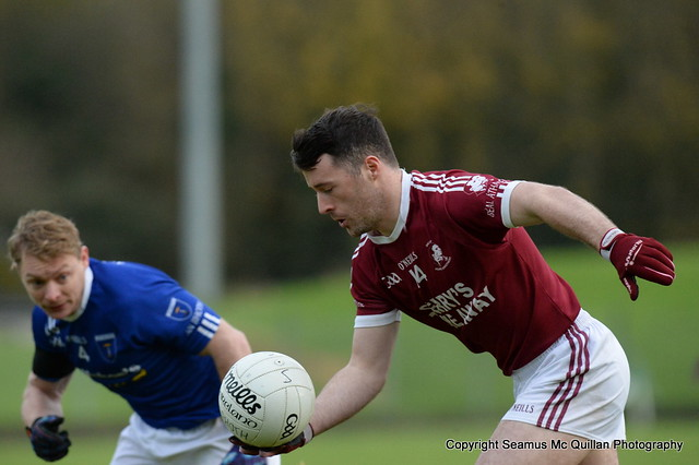 County Monaghan Group of Credit Union Senior Football Final 2017