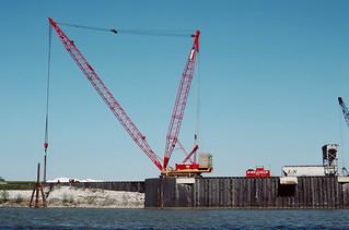 88d171: Ohio River mile 597 right bank (4 of 25) - Clark Maritime Center