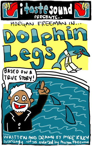 Dolphin Legs | by Mike Riley