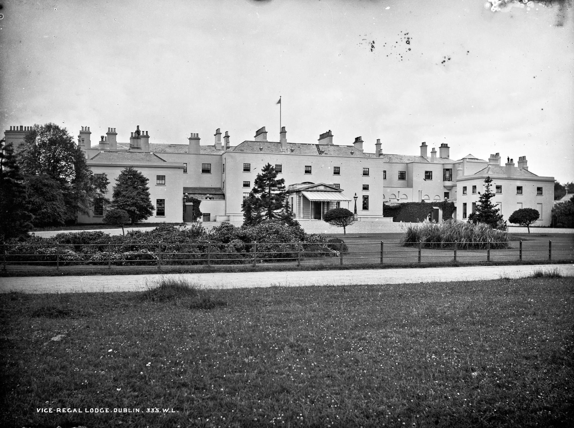 Vice-Regal Lodge, Dublin City, Co. Dublin