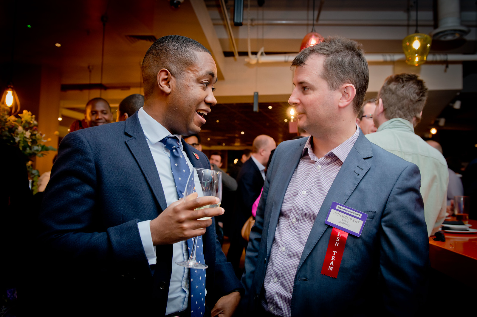 LSN London Networking Event – November 2017»