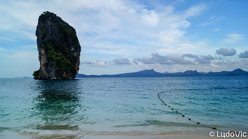 koh poda lцdоіс aonang krabi thailande thailand thailandia travel island ile andaman blue sea novembre november 2017 mer