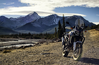 2017 Africa Twin ADV Motorcycle | by Rob McKay Photography