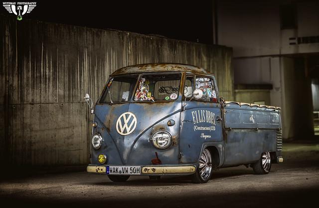 Volkswagen T1 Pritsche 1956