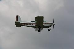 G-BGCM American Aviation AA-5A [0835] Sywell 020917