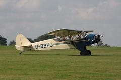 G-BBHJ Piper J3C 65 [16378] Sywell 020917